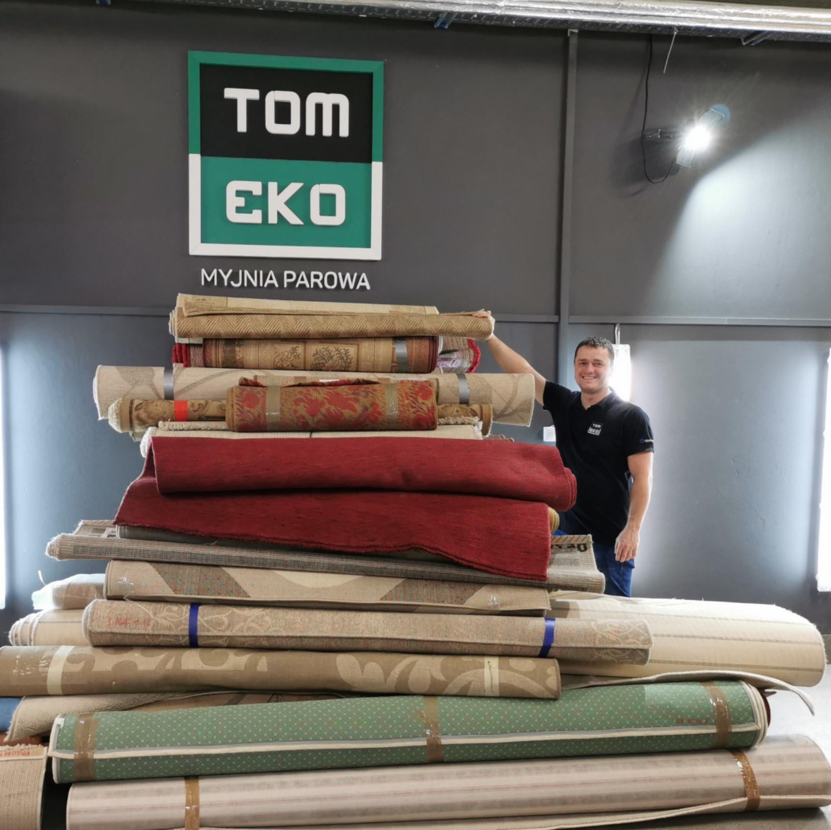 zbiórka dywanów krosno i okolice